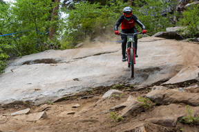 Photo of Austin WARREN at Tamarack Bike Park, ID