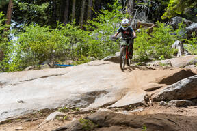 Photo of John STRAIT at Tamarack Bike Park