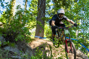 Photo of Demetri TRIANTAFILLOU at Tamarack Bike Park