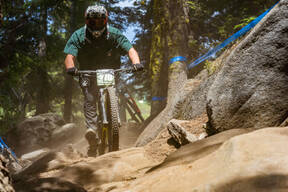 Photo of Carl KIRK-HAHLER at Tamarack Bike Park