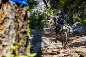 Photo of Nyla STEPHENS at Tamarack Bike Park