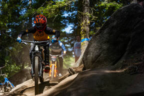 Photo of untagged at Tamarack Bike Park
