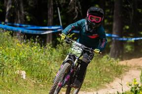 Photo of Sophie GREGORY at Tamarack Bike Park