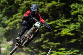 Photo of Nate THALHAMER at Tamarack Bike Park, ID