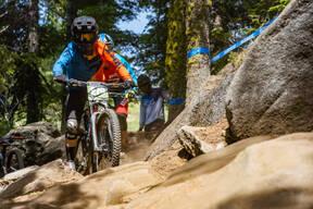 Photo of Noah GREEN at Tamarack Bike Park, ID