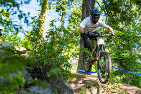 Photo of Torsenn BROWN at Tamarack Bike Park