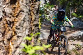 Photo of Cash COLEMAN at Tamarack Bike Park