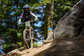 Photo of Eliot BRAVARD at Tamarack Bike Park