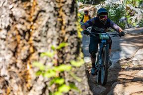 Photo of Morgan WINCHESTER at Tamarack Bike Park, ID