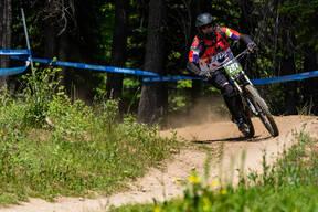 Photo of Ben ISENAGLE at Tamarack Bike Park