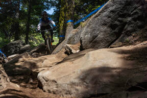 Photo of John RICHARDSON at Tamarack Bike Park