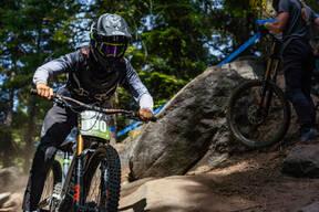 Photo of Drake PARKER at Tamarack Bike Park, ID