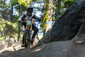 Photo of Reid HUELSENBECK at Tamarack Bike Park