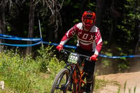 Photo of Wesley SIMON at Tamarack Bike Park
