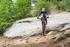 Photo of Ella ERICKSON at Tamarack Bike Park