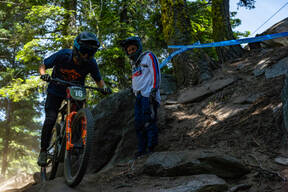 Photo of Rachel PAGEAU at Tamarack Bike Park