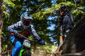 Photo of Ryan PINKERTON at Tamarack Bike Park, ID