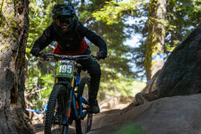 Photo of Levi LLOYD at Tamarack Bike Park
