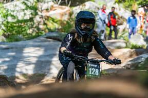 Photo of Emma ARTZ at Tamarack Bike Park