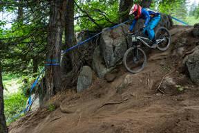 Photo of Shane ELLIS (u30) at Tamarack Bike Park, ID