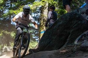 Photo of Torsenn BROWN at Tamarack Bike Park