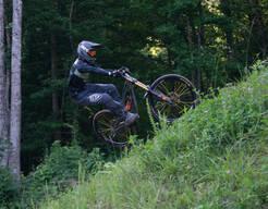 Photo of Nathan ST. CLAIR at Windrock