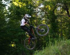 Photo of Corey ZELL at Windrock