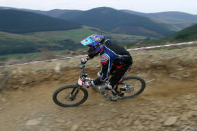 Photo of Rich SIMPSON at Innerleithen