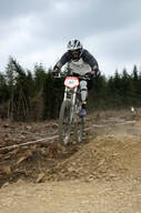 Photo of Alan CLOGHER at Innerleithen