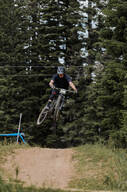 Photo of Jordan SHAW at Tamarack Bike Park, ID