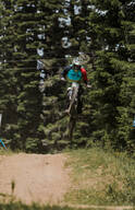 Photo of Jeffrey CATTON at Tamarack Bike Park