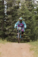 Photo of Shannon SUTHERLAND at Tamarack Bike Park, ID