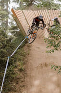 Photo of Justin GOODEY at Tamarack Bike Park