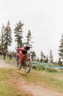 Photo of Ivan JONES at Tamarack Bike Park