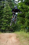 Photo of Wood SKINNER at Tamarack Bike Park, ID