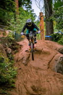 Photo of Chris BONDURANT at Tamarack Bike Park, ID