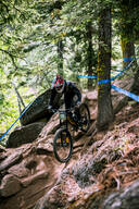 Photo of Chayce WILLIAMS at Tamarack Bike Park, ID