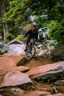 Photo of Austin CANTWELL at Tamarack Bike Park, ID