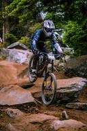 Photo of Alex ROBERTS at Tamarack Bike Park, ID