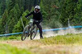 Photo of Nathan SILBERMAN at Tamarack Bike Park