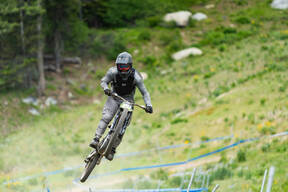 Photo of Tyler JAWORSKI at Tamarack Bike Park