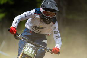 Photo of Alden PATE at Tamarack Bike Park