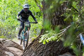 Photo of Ryan WISCHMEYER at Tamarack Bike Park, ID