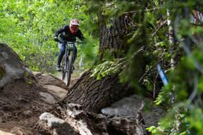 Photo of Timothy OCHOA at Tamarack Bike Park