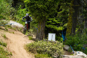 Photo of Byron MAPLES at Tamarack Bike Park, ID