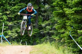 Photo of Ashley SAGNIS at Tamarack Bike Park