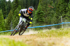Photo of Blake RAUSCH at Tamarack Bike Park, ID