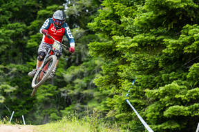 Photo of Ted BARRON at Tamarack Bike Park