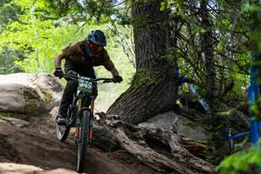 Photo of Gabe HENDERSON at Tamarack Bike Park, ID