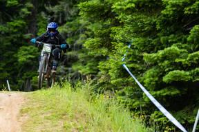 Photo of Devyn HARDEN at Tamarack Bike Park, ID